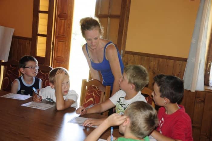 Letný tábor Kokava 2012