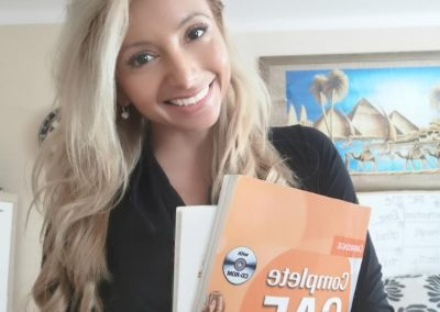 Patricia Beltran - španielsky jazyk, anglický jazyk - nativ speaker
