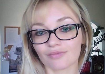 Nikoleta Domjánová - anglický a slovenský jazyk
